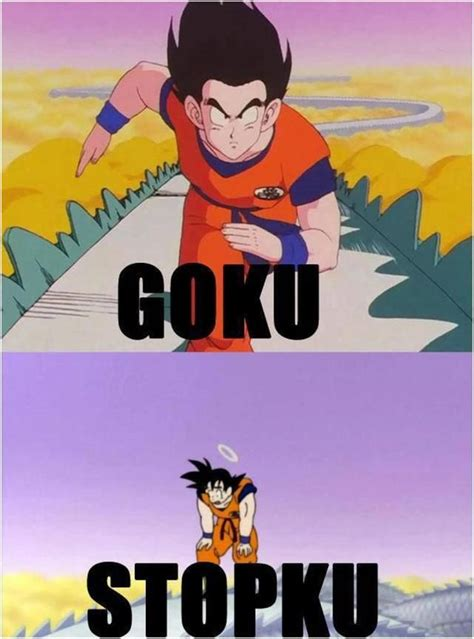 Dragon Ball Z Meme - 93 best images about dragon ball z funny on pinterest