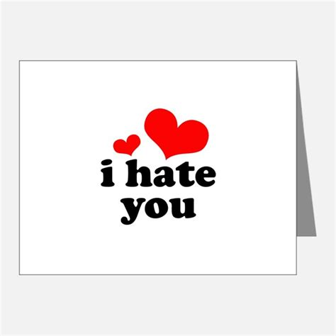 i you cards i you thank you cards i you note cards cafepress