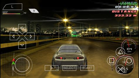 emuparadise all psp fast and the furious the usa iso