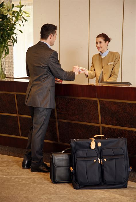 hotel receptionist hospitality internship work