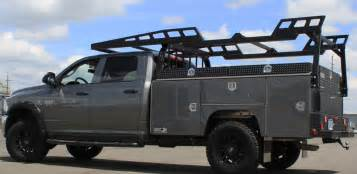 Service Truck Beds by Truck Service Bodies Truck Beds Utility