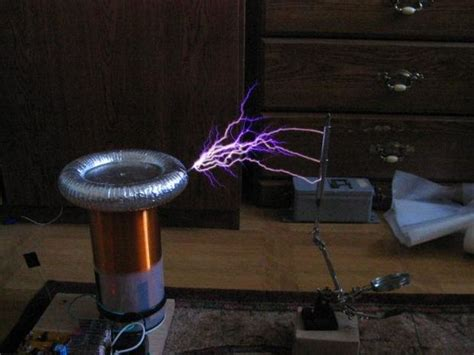 How To Make A Tesla Coil Tesla Coil Projects