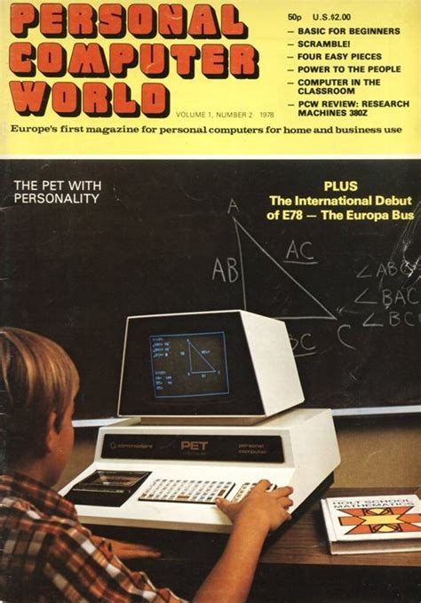 %name best design magazines   Commodore.ca   Gallery   Magazines   Commodores Approach to Computing 1978