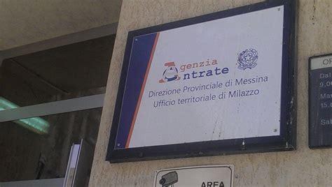 sede agenzia delle entrate roma agenzia delle entrate rinviata chiusura sede di milazzo