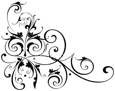 free scroll patterns for wedding invitations free scroll clipart for wedding invitations clipart