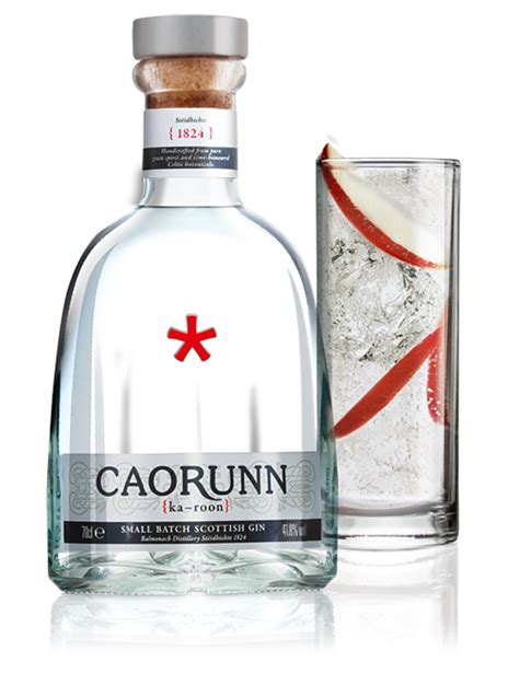 Handcrafted Gin - caorunn gin handcrafted premium scottish gin