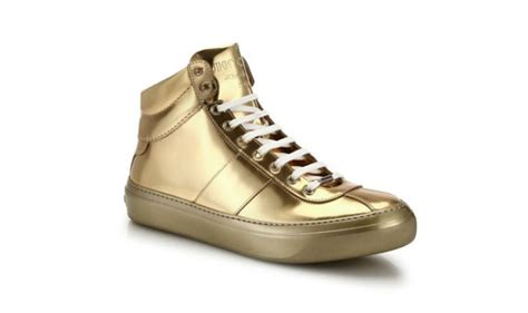 mens gold sneakers top 5 best gold high top fashion sneakers to wear this