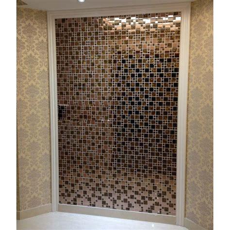 gold glass mosaic tile backsplash stainless steel metal