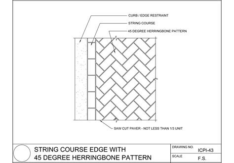 pattern drawing course mcnear brick and block