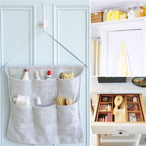 organizing ideas for bathrooms how to organize the bathroom popsugar smart living