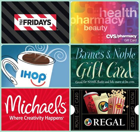 Barnes And Noble Gift Cards At Cvs - gift card savings on ebay regal cvs michael s barnes noble tgi fridays and