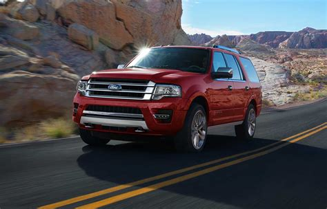 2017 ford expedition suv be unstoppable ford