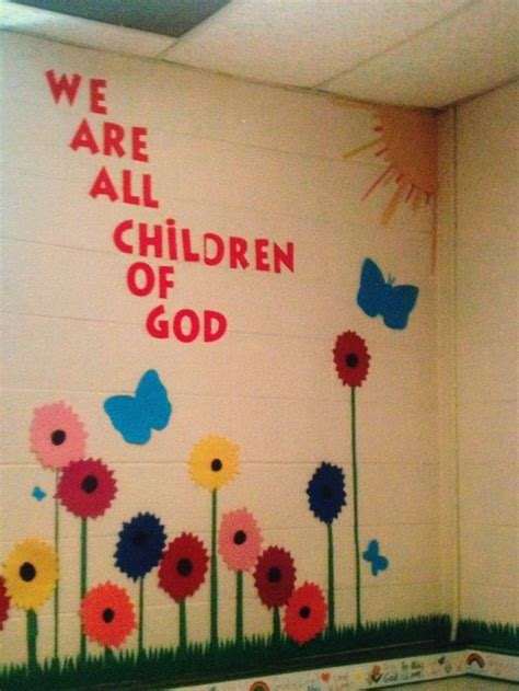 Sunday School Decorations by 11 Best Images About Sunday School Classroom Ideas On