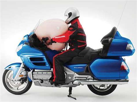 Airbag Motorrad by Honda Motorcycle Airbags