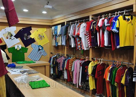 Shirt Shop T Shirt Shop Kanyakumari Tamil Nadu
