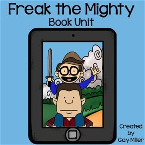 freak the mighty book report freak the mighty activities the o jays and novels