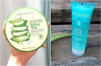Merk Masker Wajah Aloe Vera inilah urutan yang tepat menggunakan skincare korea