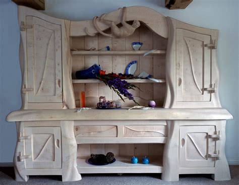 Handmade Kitchen Dressers - handmade bespoke kitchen dressers contemporary kitchen