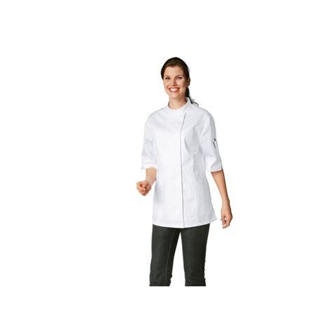 veste de cuisine enfant veste de cuisine femme manches courtes bragard verana