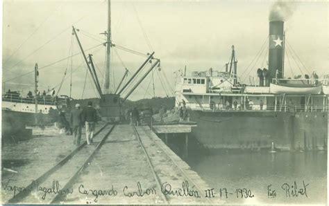 barco a vapor en chile litoral memorias del siglo xx chile dibam