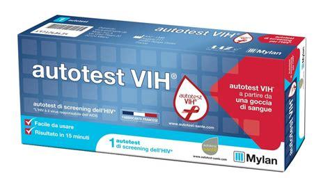 test aids in farmacia in farmacia il primo autotest per l hiv senza