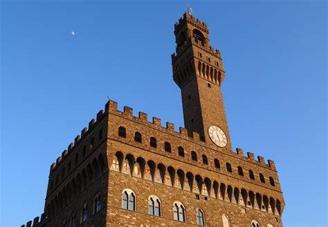 palace palazzo vecchio florence tuscany italy