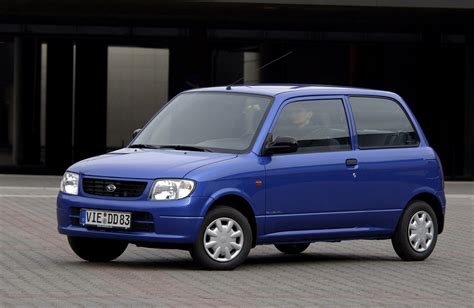 Daihatsu Cuore Daihatsu Cuore History Photos On Better Parts Ltd