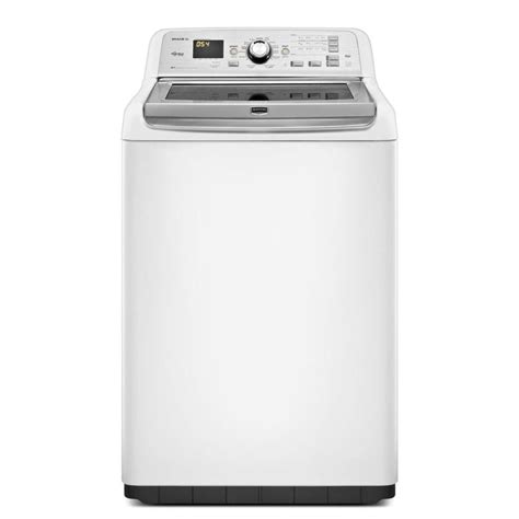 maytag bravos xl shop maytag bravos xl 4 8 cu ft high efficiency top load