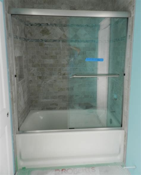 glass tub door frameless bathroom trends 2017 2018