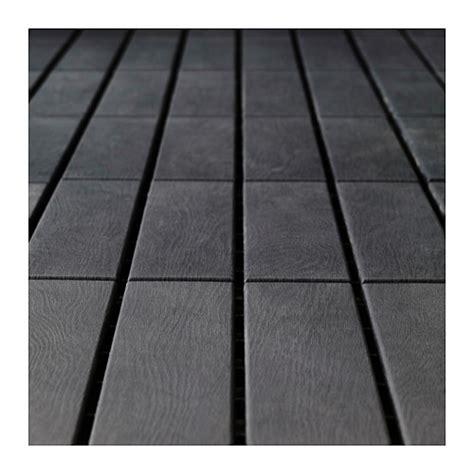 Ikea Runnen Hack Runnen Floor Decking Outdoor Dark Grey 0 81 M 178 Ikea