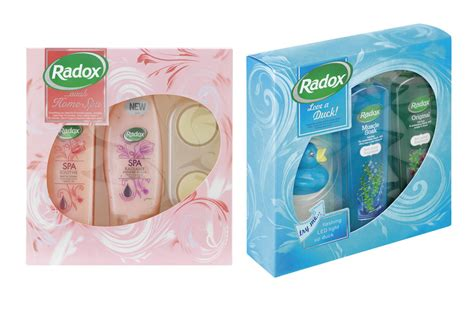 radox christmas gift set top gift alert girlie gossip