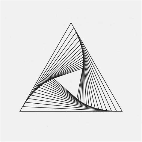 triangle pattern architecture tatouage g 233 om 233 trique significations et id 233 es en images