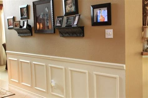 faux wainscoting diy wainscoting tutorial the box faux wainscoting and
