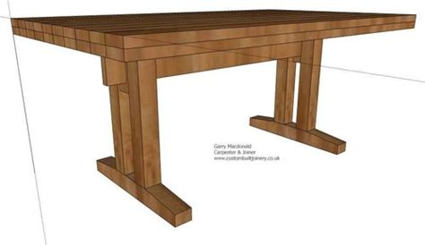 dining room table woodworking plans wood work design plans dining room table pdf plans