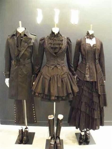 Steam Style Steunk Fashion Steunk Designs