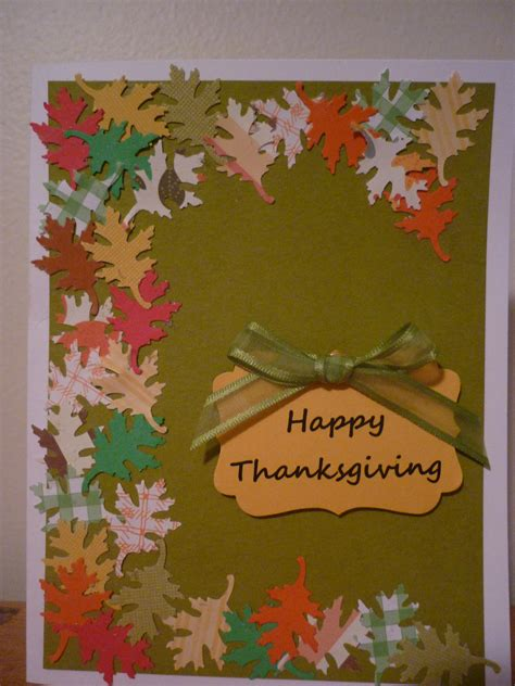 thanksgiving card ideas thanksgiving card card ideas