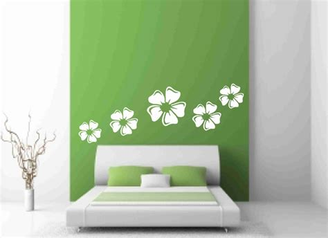 white flower wall stickers white flowers wall decals on luulla