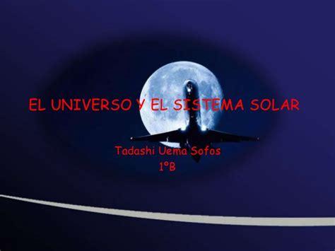 sofos cursos el universo y el sistema solar 2