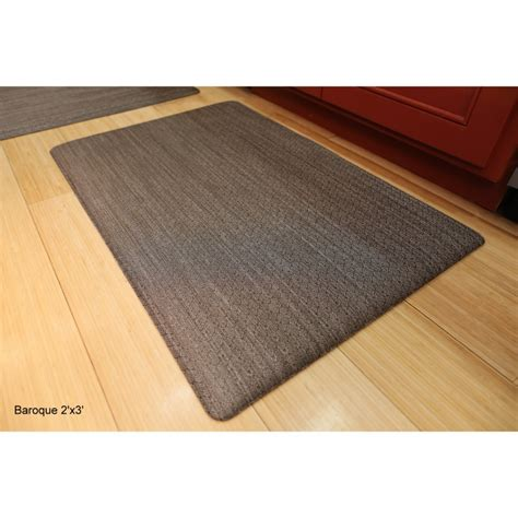 kitchen floor mats walmart mats inc luxe therapeutic ultra cushioned kitchen floor mat 24 quot x 36 quot colors and