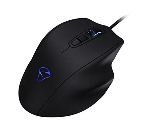 comfortable gaming mouse mionix naos 7000 multi color ergonomic optical gaming mouse
