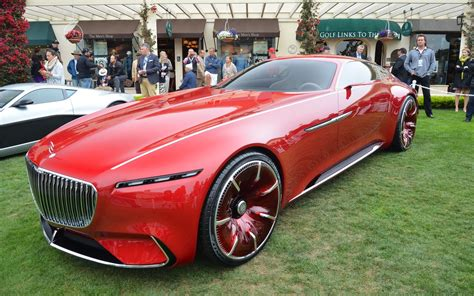 vision mercedes maybach 6 concept galerie photo 1 49