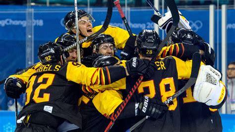 deutschland halbfinale wann olympia 2018 eishockey halbfinale deutschland gegen
