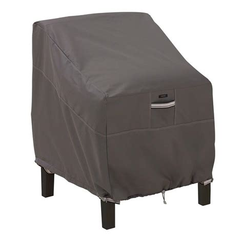 Square Patio Furniture Cover Patio Armor Polyester Square Patio Table And Chair Set Cover Sf40282 The Home Depot