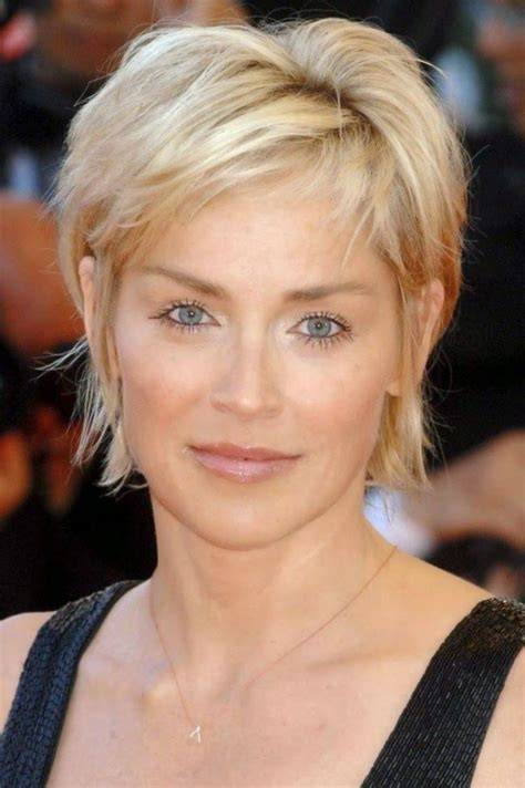 round face grey hair short party hairstyles for grey hair gallery 2017 for