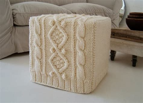 Diy Ottoman Cover 50 Creative Diy Ottoman Ideas Ultimate Home Ideas