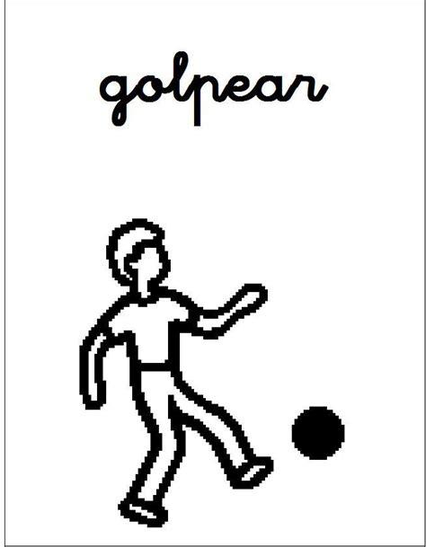 imagenes en blanco y negro de verbos golpear wchaverri s blog