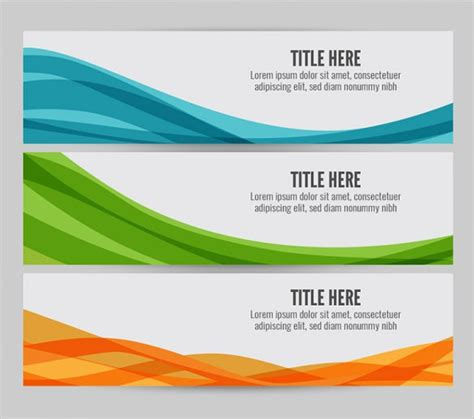 templates of banners design in photoshop free banner template 21 free psd ai vector eps