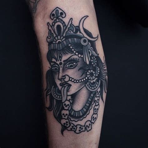 kali tattoo designs 138 best kali tattoos images on