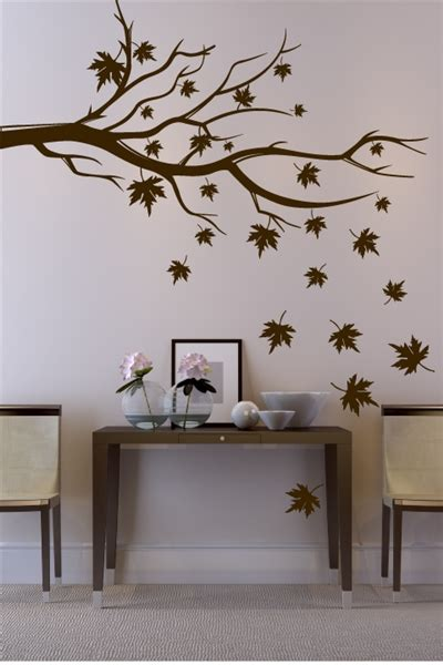 wall tat wall decals falling leaves walltat com art without boundaries