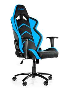 Pc Gaming Desk Chair Akracing Player Gaming Chair Blue